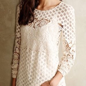 Sunday in Brooklyn Lace Interlude Top